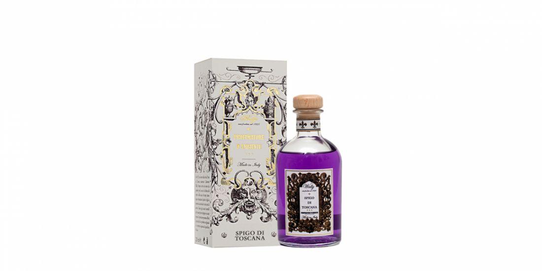 სურნელოვანი სითხე 250მლ., Tuscan Lavender
