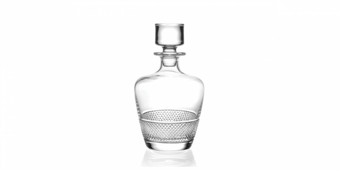 Whisky Decanter, 850ml., FIESOLE