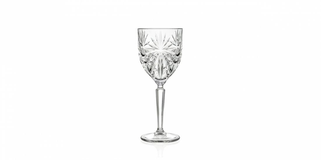 ჭიქა ღვინის, 230მლ., OASIS