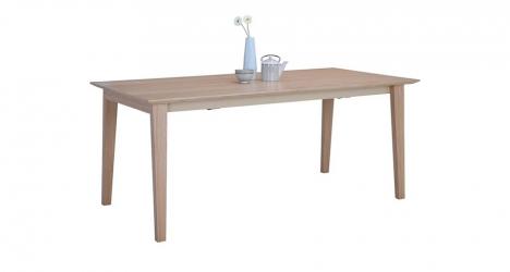 მაგიდა ხის, გასაშლელი, მართკუთხედი, MANTON