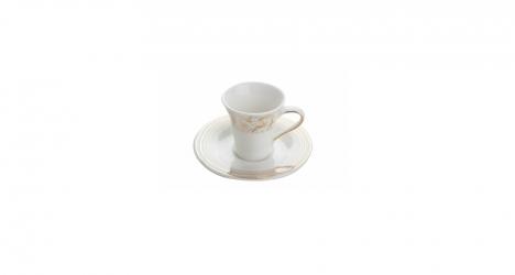 ფაიფურის ყავის სერვიზი BOHEM