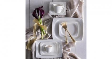 ფაიფურის სადილის სერვიზი VALERIA