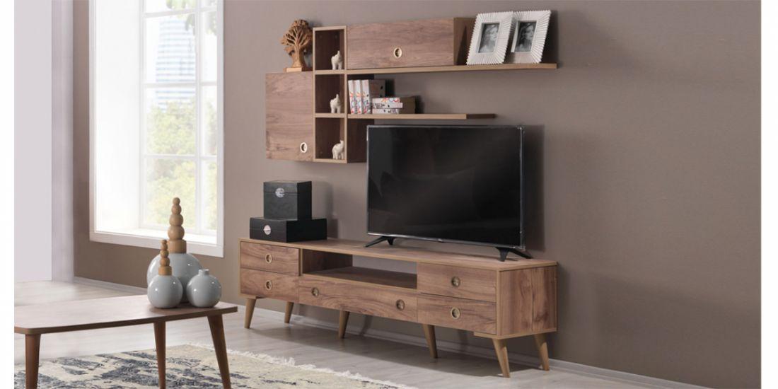 ტელევიზორის კედელი HARIS