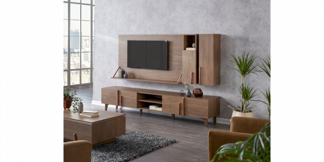 ტელევიზორის კედელი CARPINUS